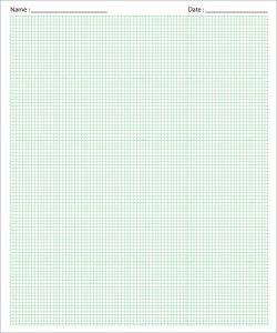 printable graph paper pdf printable graph paper