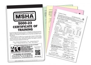 printable home inspection checklist apc msha certificate of training