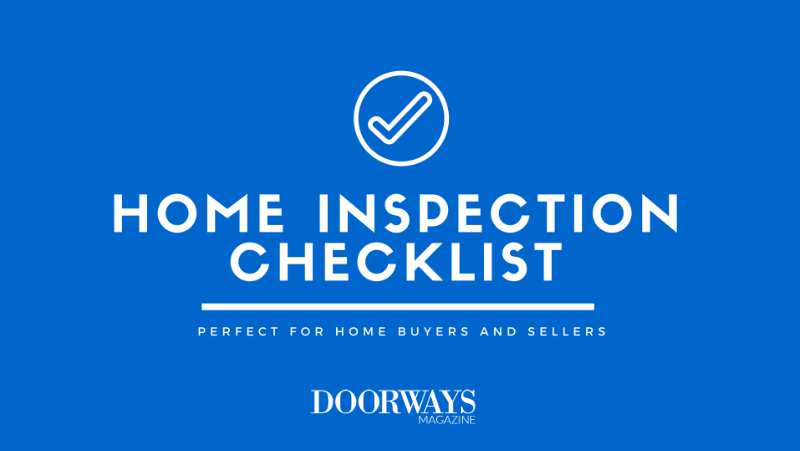 printable home inspection checklist for buyers