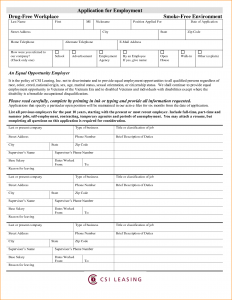 printable job applications printable job application 45782916