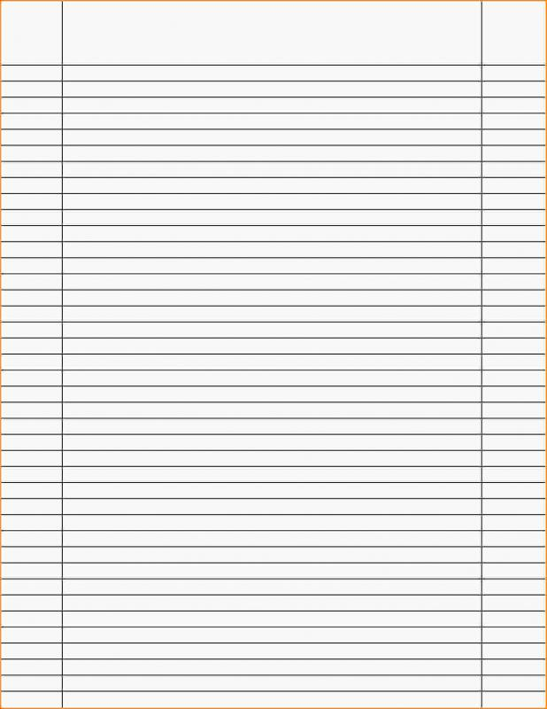 Printable Lined Paper Pdf  Template Business