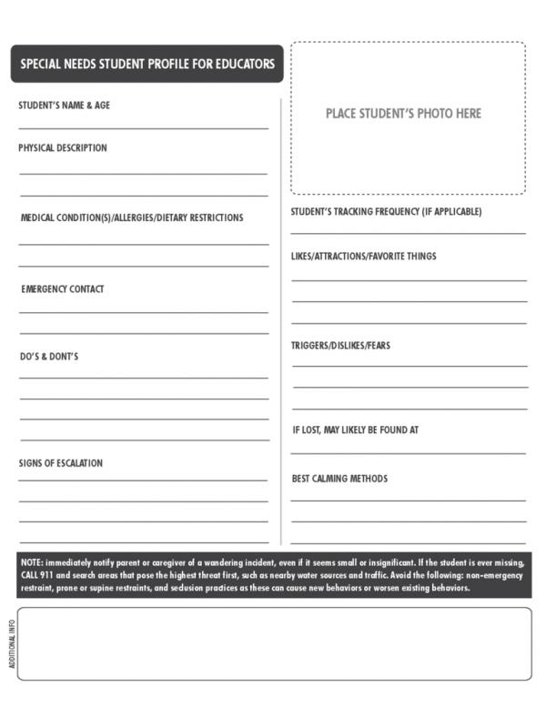 Printable Registration Form Template | Template Business