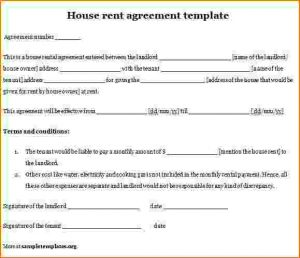 printable renters receipt sample house rental agreement house rental agreement template