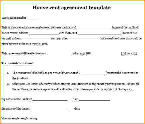 printable renters receipt