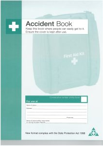 printable report cards accident book