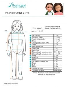 printable shoe size chart les cheries hh measurement chart web c bcf b ba bccd