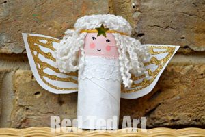 printable time cards toilet roll angel
