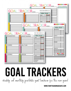 printable weekly time sheets goaltrackersdaysblog