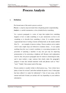 process analysis essay example processanalysisparagraph phpapp thumbnail