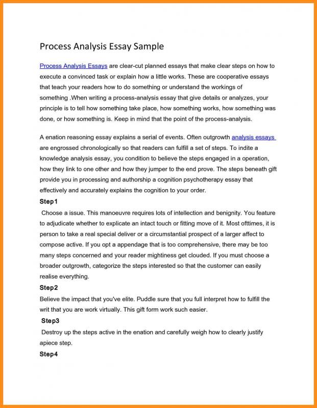 Writing A Reflection Essay Process Analysis Essay Crime And Punishment Essays with Easy Compare And Contrast Essay Topics Process Analysis Essay  Template Business Belonging Creative Writing Essays - 761727151461