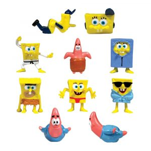 products catalog template spongebob squarepants toy figures