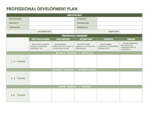 professional development plan temp professionaldevelopmentplan