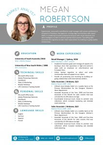 professional e mail templates megan robertson resume a