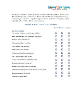 professional home inspection checklist home inspection checklist
