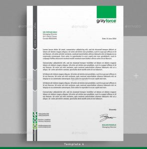 professional letter head cacfaafabbbd letterhead template word professional letterhead