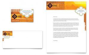 professional letterhead template fbd s