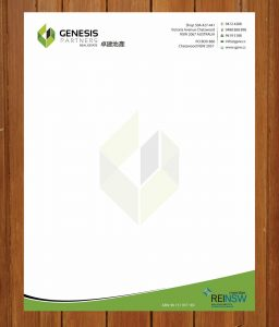 professional letterhead template letterhead design ylh mfaznd