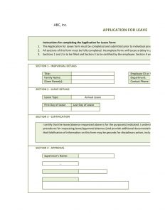 professional resume formats free download application leave form online