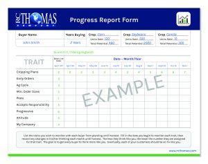 progress report template progress report template