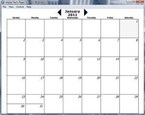 project calendar template aabd fbe