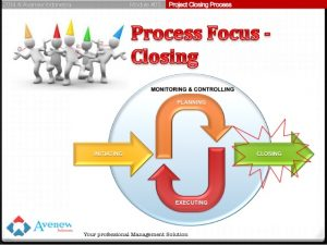 project plan outline project management training in indonesia module project closing process