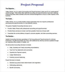 project proposal outline project work proposal template