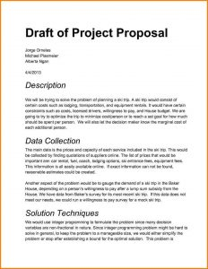 project proposal sample project proposal template pdf page px draft of project proposal pdf