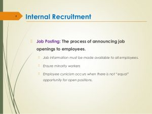 promotion announcement email recruitment and selectionpowerpointfinal