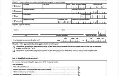 proof of income form foreign income verification form