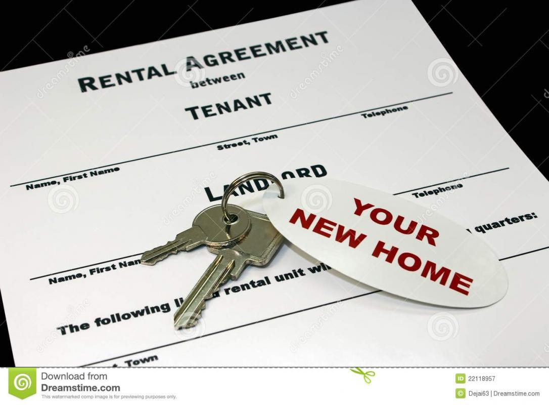 property rental agreement