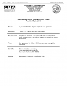 proposal letter template accounting experience certificate