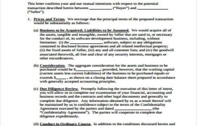 proposal outline template business acquisition proposal letter