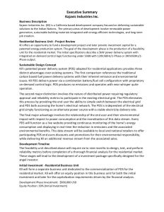 proposal template free template executive summary free executive summary template
