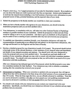 psychology case study examples psychology dissertation sample