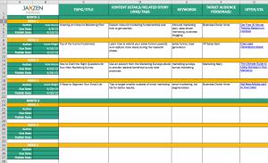publisher calendar templates content calendar image