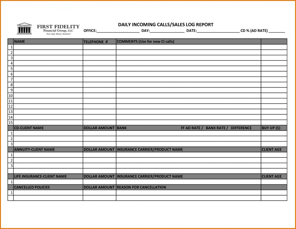 punch list templates