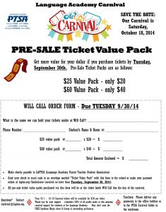 purchase order forms pre sale ticket flyer v