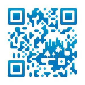 qrcode business card qr code