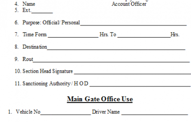 query letter format sample transport indent form format free download