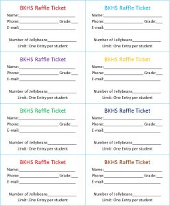 Raffle Tickets Template Template Business - Raffle ticket template word