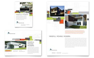 real estate flyer template word pn s