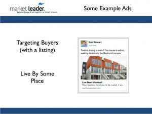 real estate landing page facebook ads for real estate professionals