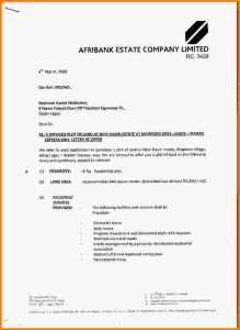 real estate offer letter real estate offer letter rsz offer letter afribank estate