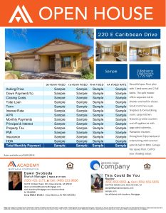 real estate open house flyer staticflyer fillable open house flyer