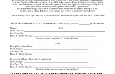 real estate purchase agreement template new mexico lease with option to purchase template x