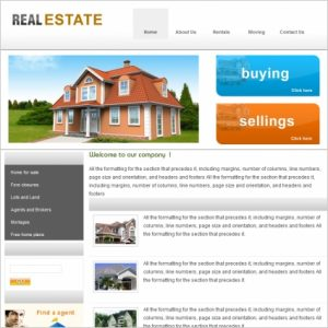 real estate templates real estate template