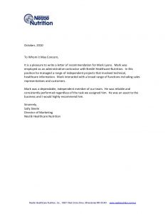 Recommendation letter format template business recommendation letter format recommendation letter sample 00291 spiritdancerdesigns Gallery