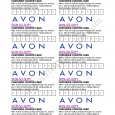recruiting plan templates avon skin so soft club card