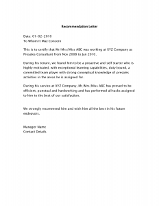 reference letter sample sample recommendation letter for job vw5tumwg