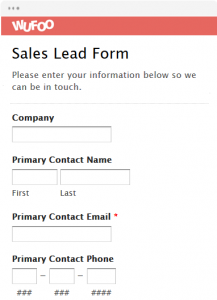 referral form template sales lead form